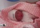 """Yeni doğan bebek """"anne"""" dedi"""