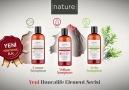 Yeni Huncalife Element Serisi Şampuanları