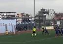 Yeni Pınarsporun attığı penaltı gölü Barış Yıldız