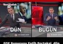 Yeni Şafak - Fatih Portakal dün söylediği yalanı düzeltti Kusura bakmayın Fahrettin Bey