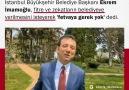 Yeni Şafak - İBB Başkanı Ekrem İmamoğlu...