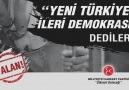 """""""YENİ TÜRKİYE İLERİ DEMOKRASİ"""" DEDİLER... #YALAN"""