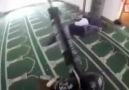 Yeni zelanda&camiye yapılan saldırının görüntüleri...