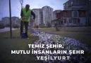 Yeşilyurt&şehrini temiz tutar.