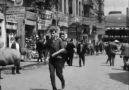 1964 yılında İstanbul' da çekilen görüntüler...