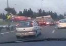 yoğun trafikde )-sizde videolarınızı mesaj olarak gönderebilirsiniz.