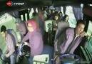 Yolcular arızayı yanlış anladı ve.