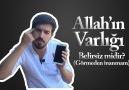 Yolgeçen Hanı - Allah&Varlığı Belirsiz Midir...