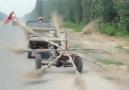 Yol temizleme arabasının atası - f/TeknoVid