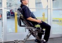 You would love this ultimate mechanics chair.