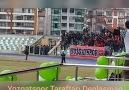 Yozgatspor Taraftarının Deplasman Şovu