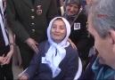 Yozgat'ta Şehit Eşinden Akp'li Bakan'a ''Çözüm Süreci'' Tepkisi.