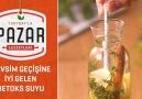 Yurtbay Seramik - Yurtbay ile Pazar Lezzetleri - Mevsim Geçişlerine İyi Gelen Detoks Suyu