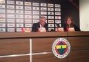 Zeljko Obradovic basın toplantısı...