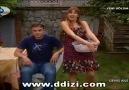 Zeynep & Cevahir bahçede :)