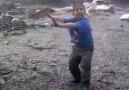 Zonguldak'lı Çocuk. Döktürüyor.