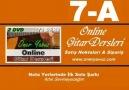 7-A Online Gitar Dersleri-Öner Yavuz [HQ]