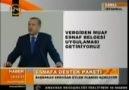 Başbakan Erdoğan Esnaf Paketini Açıkladı