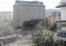 bina takla atıyor