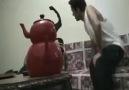 Çaydanlık Şakası [ Evde DeneyebiLirsiniz ]xD