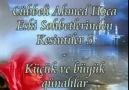 Cübbeli Ahmet Hocamız-Kücük Büyük Günahlar