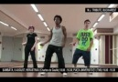 Dance Steps - MJ Tribute Bucharest - 1 minute lesson [HQ]