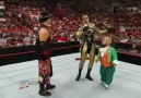 Goldust And Hornswoggle Blah Blah Blah...