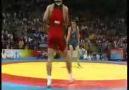 güreşçi kavgası:)