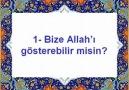 İMAM-I AZAM 3 SORUYO VERDİĞİN MUAZZAM CEVAPLAR ...!!!