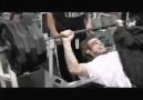 Jeff Hardy - Matt Hardy Ağırlık Kaldırıyor