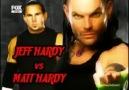 jeff hardy vs matt hardy [HQ]