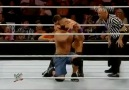 John Cena Vs The Miz [23 Ağustos 2010] [HQ]