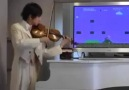 Keman ve Süper Mario :)