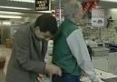 Mr Bean - Credit card mix up