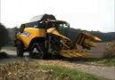 NEW HOLLAND CR 9070 ELAVATİON