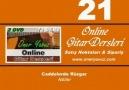 21-Online Gitar Dersleri-Öner Yavuz
