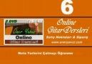 6-Online Gitar Dersleri-Öner Yavuz