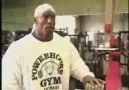 Shawn Ray battle for the olympia 2001