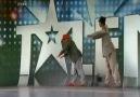 Talent 2008 dk robot boy nick   jeppe