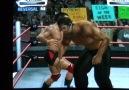the great khali vs santino [HD]