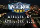 WrestleMania 27 - Tanıtım [HQ]