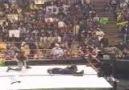WWE - JEFF HARDY DOES 450 SPLASH ON MATT HARDY