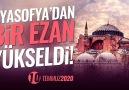 Abdurrahman UZUN - Ayasofyadan bir ezan yükseldi!..