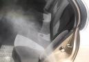 Eskil&ulv cihazı ile oto dezenfekte... - Eskil Temizlik Ve Dezenfeksiyon Hizmetleri
