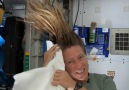 Fossbytes - How To Wash Your Hair In Space