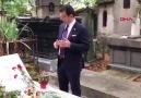 Hasan Eroğlu - Fransadaki ermeni mezarlıgına karanfil...