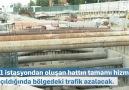 İBB TV - Başkan Ekrem İmamoğlu 4 farklı metro ve metrobüs...