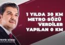 Mehmet Tevfik Göksu - İBB&METRO FAALİYETİ
