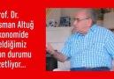 Prof. Dr. Osman ALTUĞ Türkiye... - Yunus Emre Özdemir