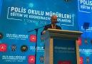 Süleyman Soylu - Ankara Polis Okulları...